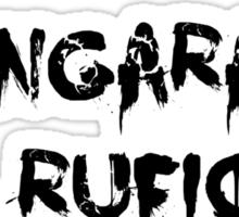 Bangarang Rufio Sticker
