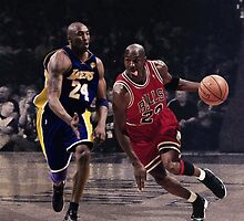 "Jordan vs Kobe ""Greatness"" by RhinoEdits"