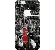 Michael Jordan - Apple Logo iPhone Case/Skin