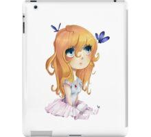 Sweet anime chibi iPad Case/Skin