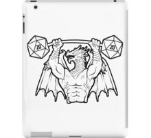 Ancient Swole Dragon iPad Case/Skin