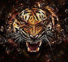 Tiger Roar by alifart