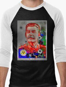 Corruption Men's Baseball ¾ T-Shirt