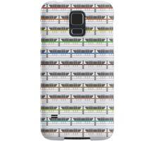 Monorail Fleet Samsung Galaxy Case/Skin