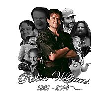 Robin Tribute Photographic Print