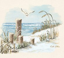 By the Sea by Kate Eller