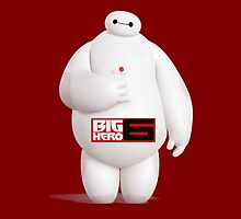 Big Hero - Baymax by alifart