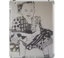 BABBY GIRL iPad Case/Skin