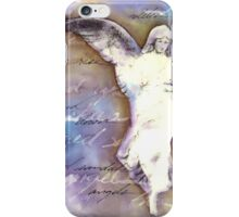 Angels Among Us 2 iPhone Case/Skin