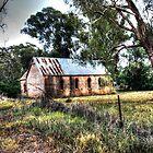 Dripstone church. by Ian Ramsay