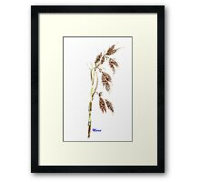 The Tonic of Wildness  Framed Print