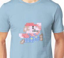 Zentangle Mario Unisex T-Shirt