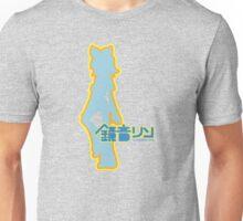 Rin Kagamine Ripple Unisex T-Shirt