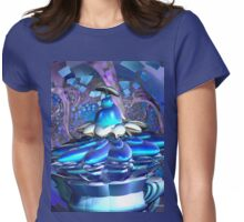 Time for T Womens Fitted T-Shirt
