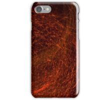 Fireworks in Abstract 04 iPhone Case/Skin