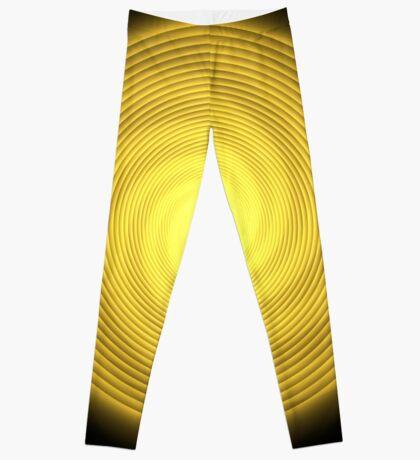 Natural Human Progression Toward Enlightenment   Future Art Fashion Leggings