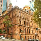 Historic Sydney .. Dept Of Lands by Michael Matthews