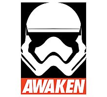 AWAKEN Photographic Print