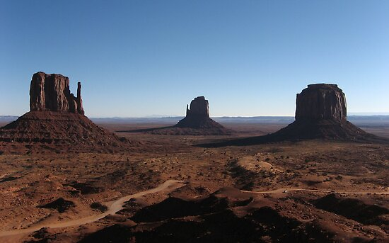 Monument Valley by DianaC