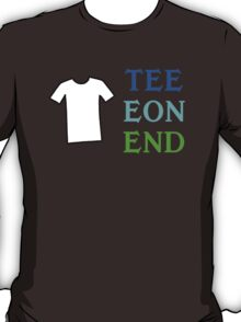 Tee Eon End – Two T-Shirt