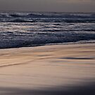 Sunset sand by Alexander Meysztowicz-Howen