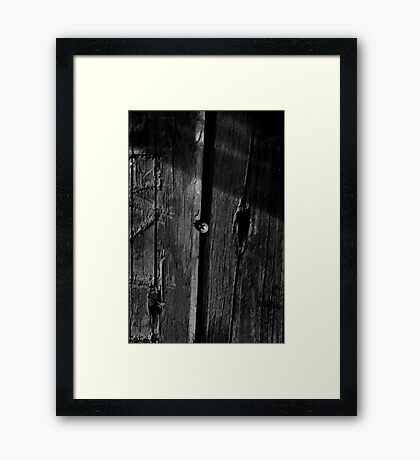 Textures #3 Framed Print