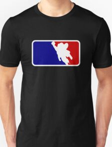 Mighty Mouse Baseball T-Shirt