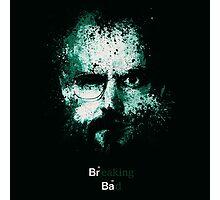 Heisenberg Breaking Bad Photographic Print