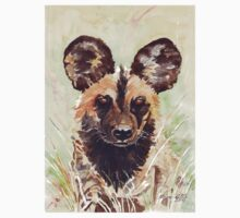 African Wild Dog Kids Clothes