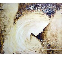 EN902 Angel Painting Photographic Print
