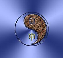 Libra & Monkey Yang Earth by astrodesigner75