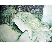 EN905 Angel Painting  Photographic Print