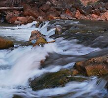 Water rush by gladyanne