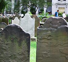 Old Gravestones by pchm