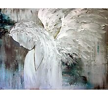 EN1028 Angel Painting Photographic Print