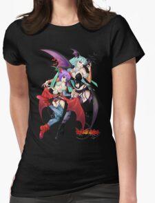 Aensland Sky Womens Fitted T-Shirt