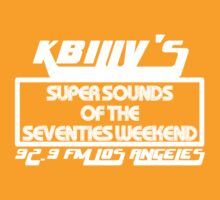 Super Sounds of the 70's Weekend (White) by captainzappy