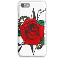 Steampunk Rose iPhone Case/Skin