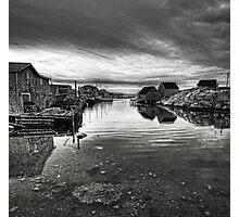 Atlantic Gloom Photographic Print