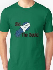 Sid the Squid! T-Shirt