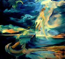 The breath by Nurhilal Harsa