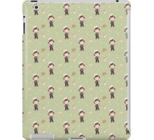 i can move mountains - green iPad Case/Skin