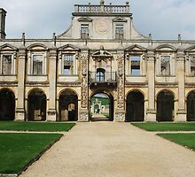 kirby hall by cynthiab
