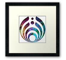 Bassnectar Nebula Custom Design Framed Print