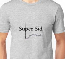 Super Sid the writer! Unisex T-Shirt
