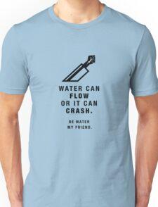 Martial Arts Quotes - Jeet Kune Do Unisex T-Shirt