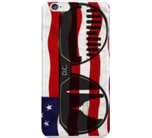 Wish You Were Here - DC - Deluxe iPhone Case/Skin