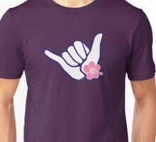 HangLoose (flower) Unisex T-Shirt