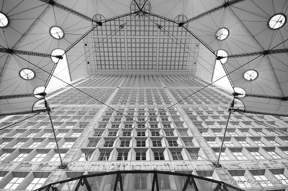 Up the Arche by Victor Pugatschew