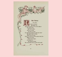 The Old Garden and Other Verses by Margaret Deland and Wade Campbell, Illustrated by Walter Crane 1894 164 - Two Lovers One Piece - Long Sleeve